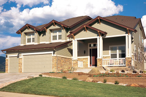 Residential roofing job in Naperville